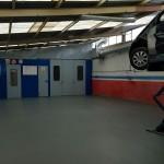 Taller interior 2